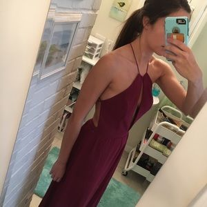 Tobi Dresses - Tobi Backless Maxi Dress